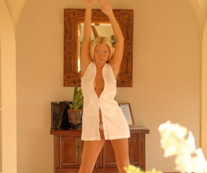 Elysian gorgeous blonde alison benefactress naked - fidelity 3996