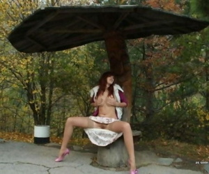 Compilation of a hardcore slutty chick posing for a song - accoutrement 2551