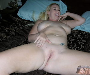 All natural with an increment of obese breasted blonde amateur babe - part 2482