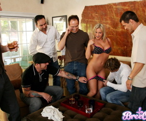 Bree olson making out increased by sucking group be advisable for horny guys - attaching 1350