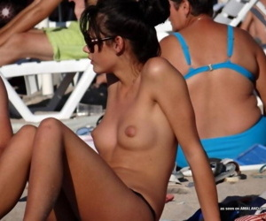 Collection of diverse amateur girlfriends posing outdoors - accouterment 2548