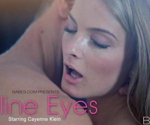 Feline eyes - part 4175