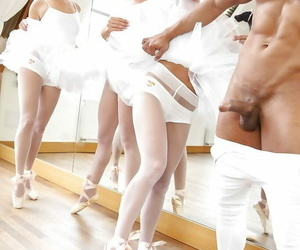 Teen ballerinas fucked at hand reversal gangbang - fidelity 2244