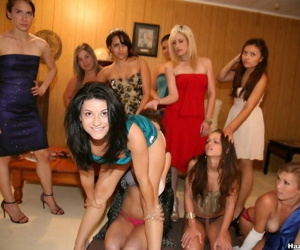 New order of the day girls hazed at the end of one\'s tether group facesitting - part 4358