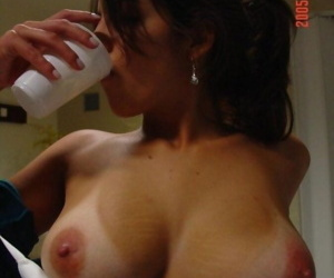Photo set of a latina chick with perfect tits gets hot - part 4302