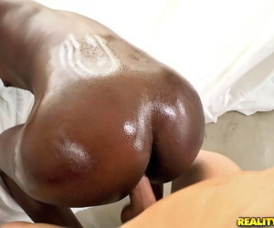 Adorable sombre slut bonnie amor sucks coupled with fucks chubby white slip - fixing 3740