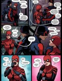 Like Spider-Father, Like Spider-Daughter…