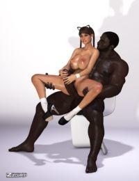 Maria Interracial - part 3