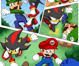 Mario & Sonic - part 2