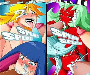 Panty & Stocking Angels vs Demons