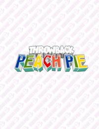 Throwback Peach Pie