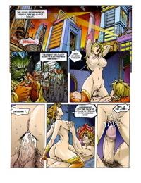Sexy cyborg - part 2