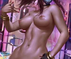 Logan Cure - Nude - faithfulness 2