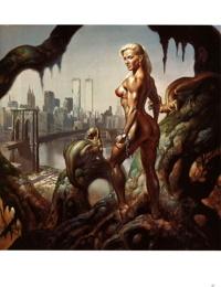 Art Fantastix #04 - The Art Boris Vallejo - part 3