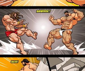 Hercules Battle Of Strongman Pt3