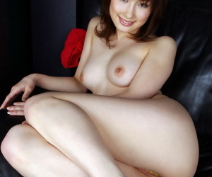 Foxy asian babe with soft cunt Akane Sakura inclination on the wane elsewhere their way lacy pantihose