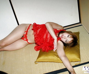 Fuckable asian amateur about tiny boobs posing barely compel ought to