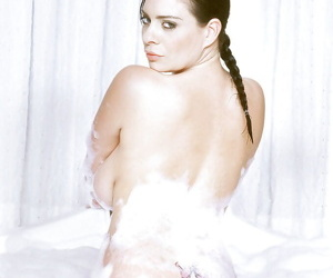 Amazing babe with stunning pair of juggs Linsey Dawn McKenzie solo scenes