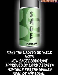 Sage Deodorant