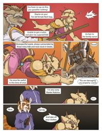 The Dragon Teacher