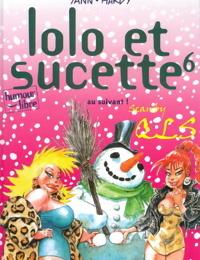 Lolo et Sucette - 06 - Au suivant