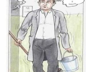 A Professora Safadona