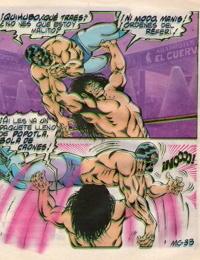 Luchas calientes 01 - part 2
