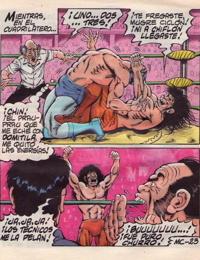 Luchas calientes 01