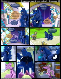 Dragon You Over - part 5