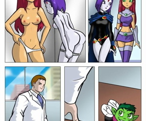 The Teen Titans Go to the Doctor