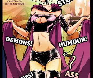 The Cummoner: The Black Book