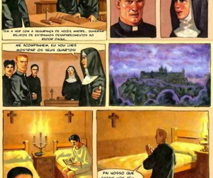 The Convent Of Hell - O Convento do Inferno - part 3