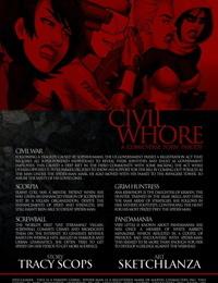 - Civil Whore