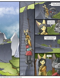 A Tale of Tails: Chapter 2