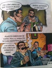 Las Chambeadoras 154 - part 4