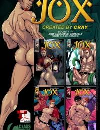 JOX - Treasure Hunter #5
