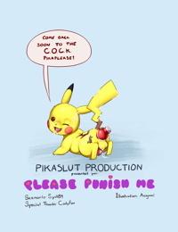 Please Punish Me!