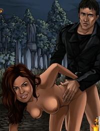 Sinful Comics - Eva Mendes / Ghost Rider
