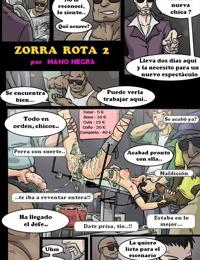 ZORRA ROTA 1 y 2