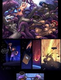 Drowtales: Space Age / Истории Дроу: Космический Век Ch.4 - part 3