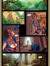 Lara Croft and the Guardian of Pleasure