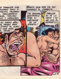 Luchas calientes 07 - part 4