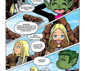 Teen Titans Comix