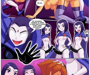 Teen Titans: El Boulevard De Los Sueños Rotos