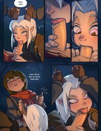 Hung Princes and Horny Elves - - -
