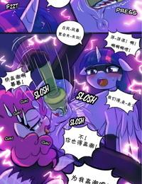 【浮力驹汉化】【TSXPP】书堡之夜(Lumineko)