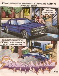 Chambeadoras 208-Spanish
