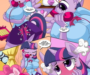 Sex Ed with Miss Twilight Sparkle - Educación Sexual Con La Señorita Twilight Sparkle