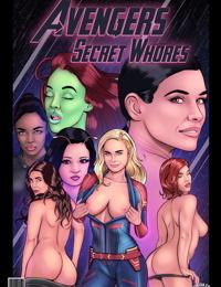 Avengers Secret Whores