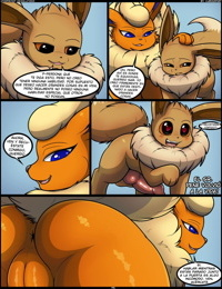 Oversexed Eeveelutions Vol. 3